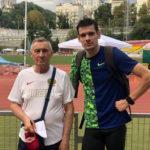 Спортсмены из Подмосковья продолжают покорять пьедесталы командного чемпионата России по легкой атлетике