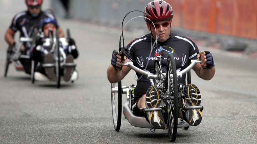 Спортсмены с ограниченными возможностями выйдут на старт велогонки в Серпухове