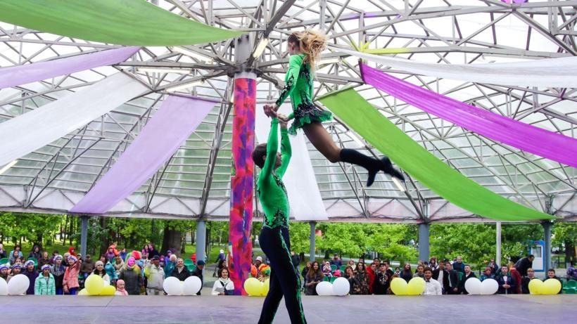 Танцевальная «Битва парков Подмосковья» пройдет в Одинцове