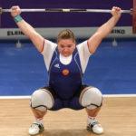 Татьяна Каширина завоевала серебряную медаль на чемпионате мира