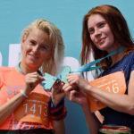 Участники трейла «Святогорье» смогут получить недостающую часть медали-пазла серии забегов «Живу спортом»