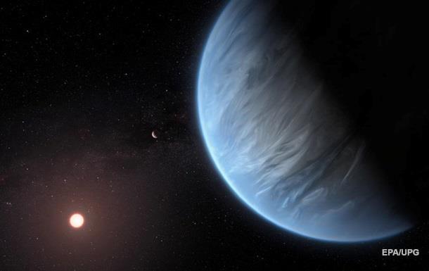Ученые впервые нашли водяной пар в атмосфере суперземли