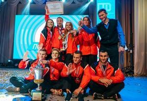 В Челябинске завершился II Фестиваль ГТО среди студентов