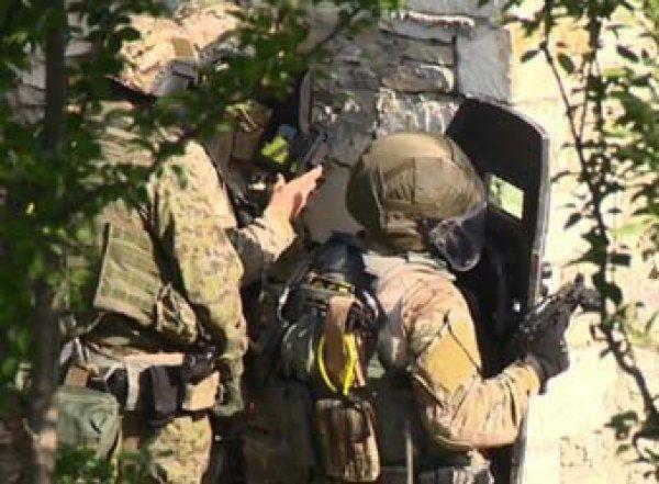 В Кабардино-Балкарии уничтожены двое боевиков