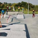 В Коломне открылся новый скейт-парк