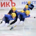 В Коломне стартовал первый этап Кубка России по шорт-треку