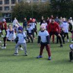 В Москве прошёл спортивный праздник по программе Специальной Олимпиады «Молодой атлет»