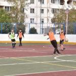 В Наро-Фоминске открылась многофункциональная хоккейная площадка