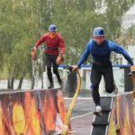 В Подольске прошли соревнования по пожарно-спасательному спорту на кубок Губернатора