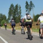 В Серпуховском районе ограничат движение транспорта из-за велозаезда Gran Fondo