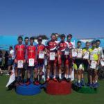 Велосипедисты из Подмосковья поднялись на пьедестал первенства России