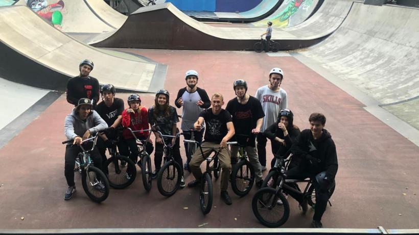 Велосипедисты из Подмосковья выступят на чемпионате России по BMX