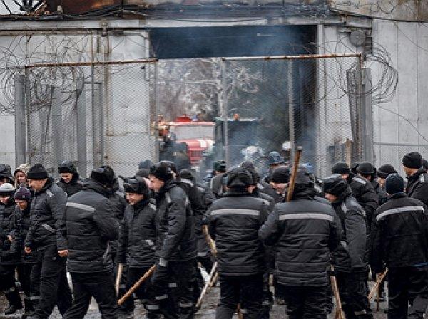Воры в законе устроили бунт в дагестанской колонии