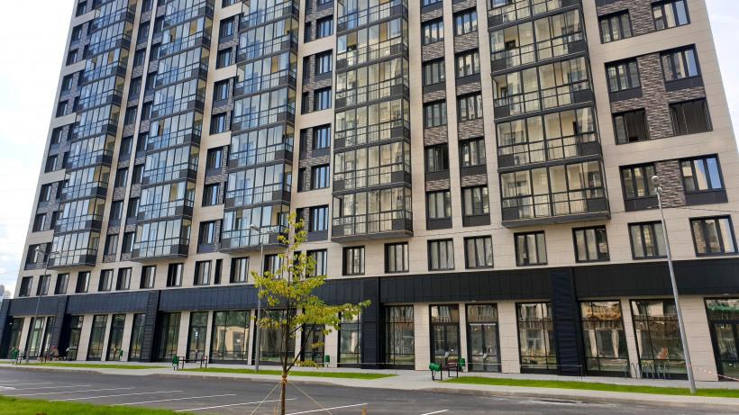 Восемь жилых домов ввели в эксплуатацию в Московской области за неделю