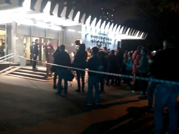 «Все плохо»: опубликована переписка полицейского, расстрелявшего двух коллег в метро