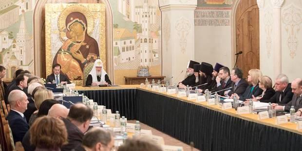 Заседание Оргкомитета по подготовке и проведению празднования 800-летия со дня рождения Александра Невского