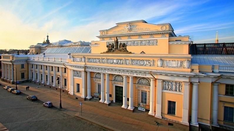 Защита концепций развития Российского этнографического музея