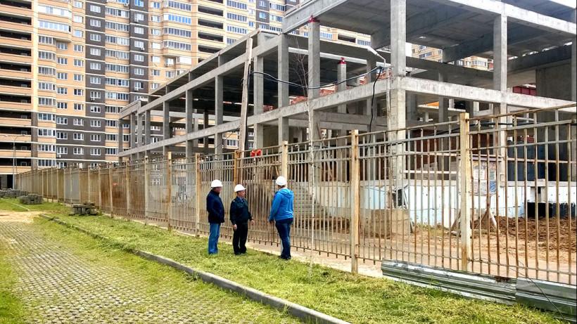 Застройщики устранили 184 нарушения на стройках Подмосковья за неделю