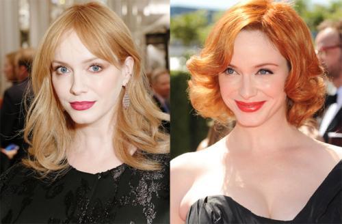 Звезды-блондинки, скрывающие настоящий цвет волос