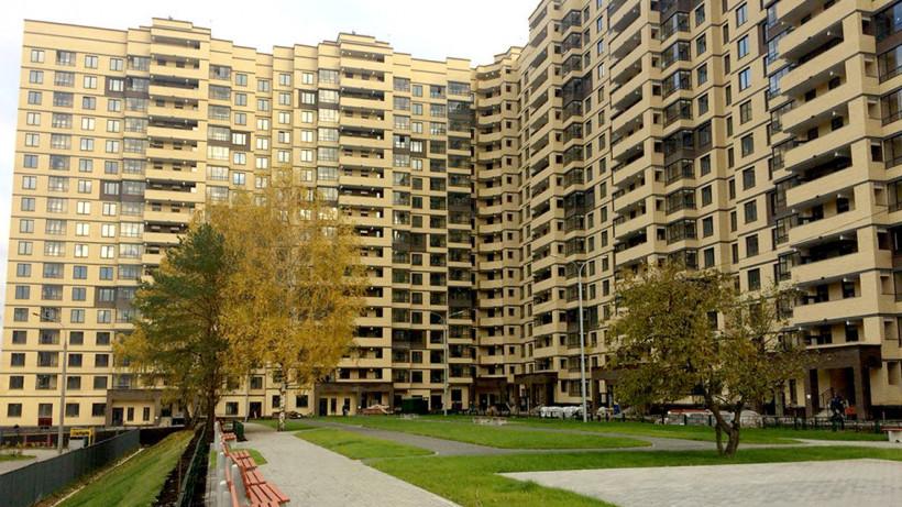 1267 дворов благоустроили в Московской области с начала года