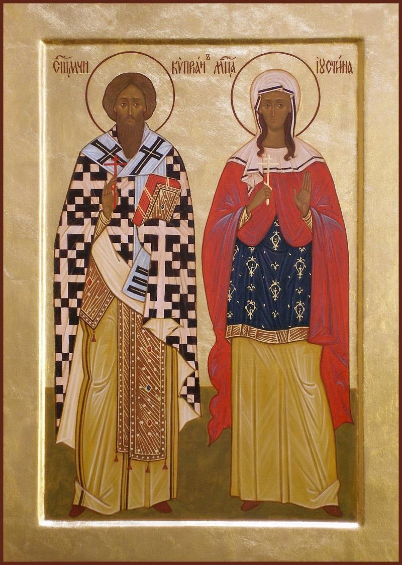 15 октября 2019 года отмечается праздник Куприян и Устинья