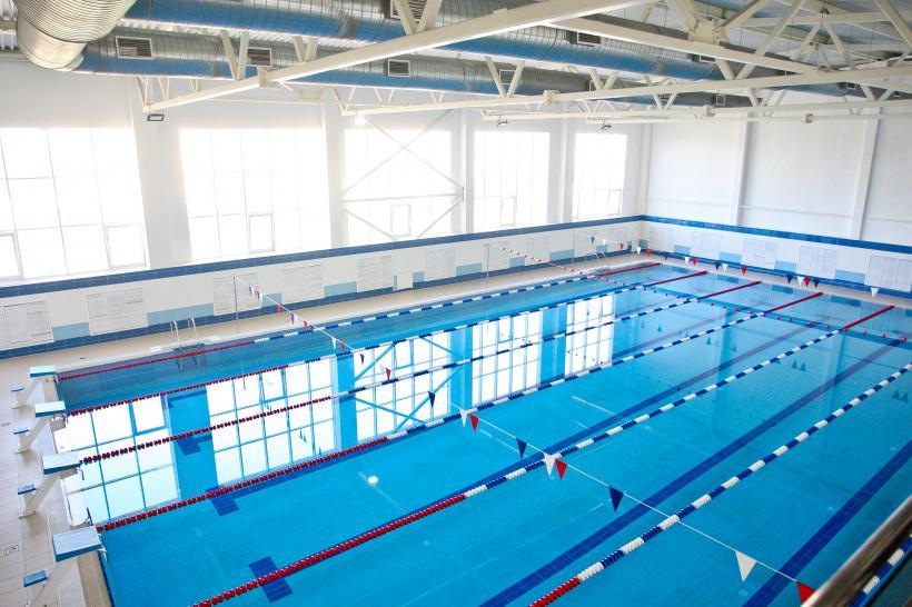 4 комплекса с бассейнами введут в эксплуатацию в Подмосковье до конца года