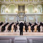 Академическая Капелла Санкт-Петербурга принимает эстафету «Русских сезонов» в Германии