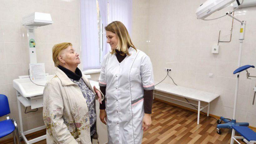 Андрей Воробьев рассказал о программах поддержки врачей в регионе