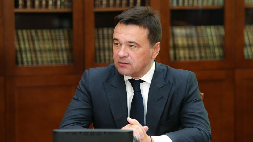 Андрей Воробьев вошел в топ-10 медиарейтинга глав регионов России за сентябрь