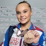 Ангелина Мельникова – бронзовый призёр Чемпионата мира по спортивной гимнастике в многоборье