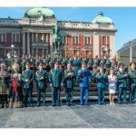 Ансамбль песни и пляски Российской армии имени Александрова выступил в Белграде