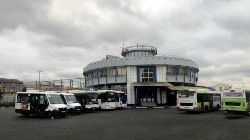 Асфальтное покрытие заменили на территории 21 автовокзала в Подмосковье