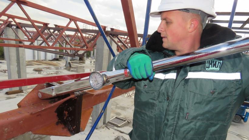 Более 10 строящихся объектов проверили в Подмосковье за неделю