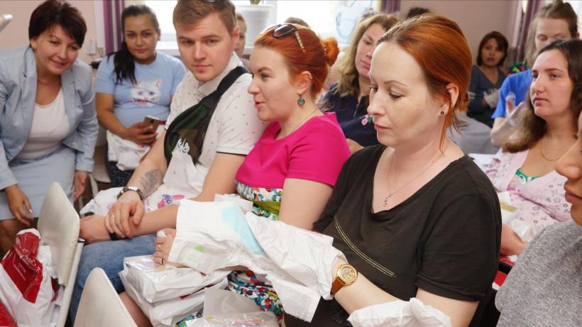 Более 25 тыс. женщин посетили «Школы матерей» в Московской области с начала года