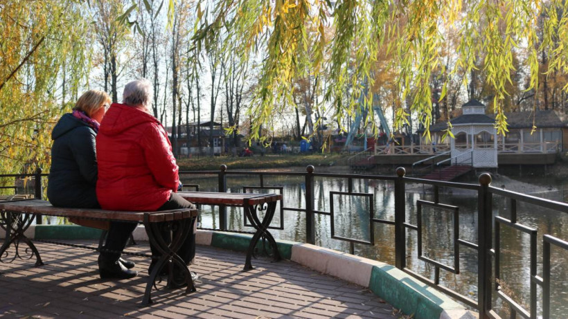 Более 300 новых элементов благоустройства появилось в парках культуры и отдыха Подмосковья