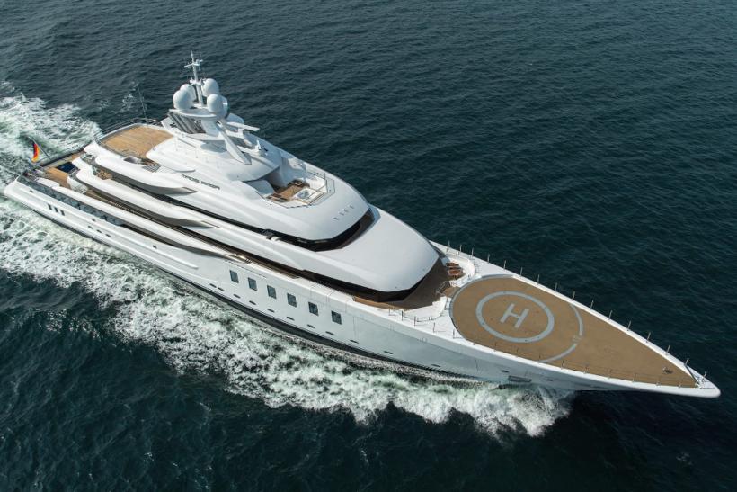 Большие и быстрые яхты 2019 года, которые покажут на выставке во Флориде