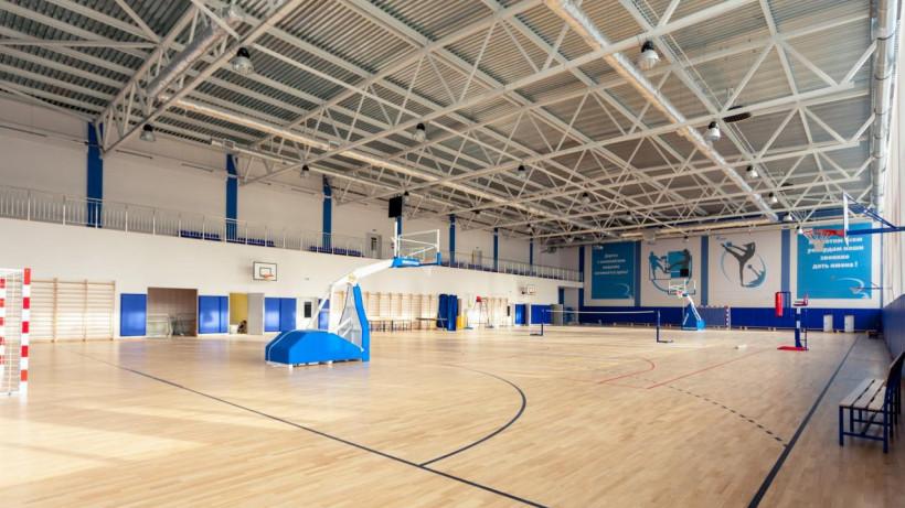 Четыре новых спортобъекта заработают в Московской области в ноябре