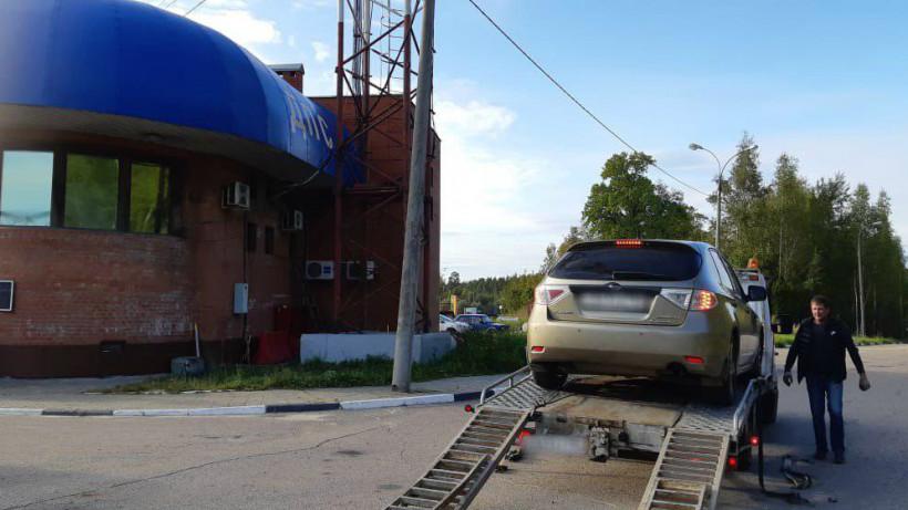 Деятельность 13 нелегальных таксистов пресекли в 6 муниципалитетах Подмосковья