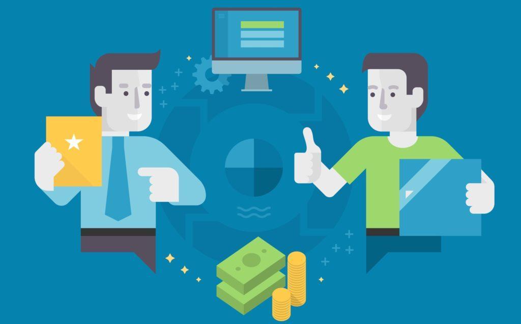 Как заработать на партнерских программах в интернете