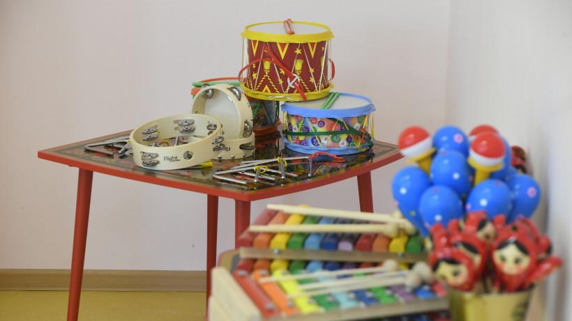 Детский сад на 125 мест построят в Волоколамске