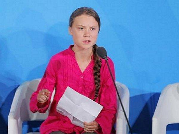 «Достойно только осуждения»: Путин прокомментировал выступление Греты Тунберг в ООН