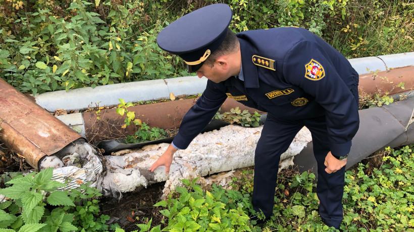 Двадцать повреждений теплотрасс устранили по предписанию Госадмтехнадзора за неделю