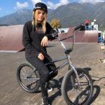 Елизавета Посадских завоевала бронзовую медаль на чемпионате Европы по BMX