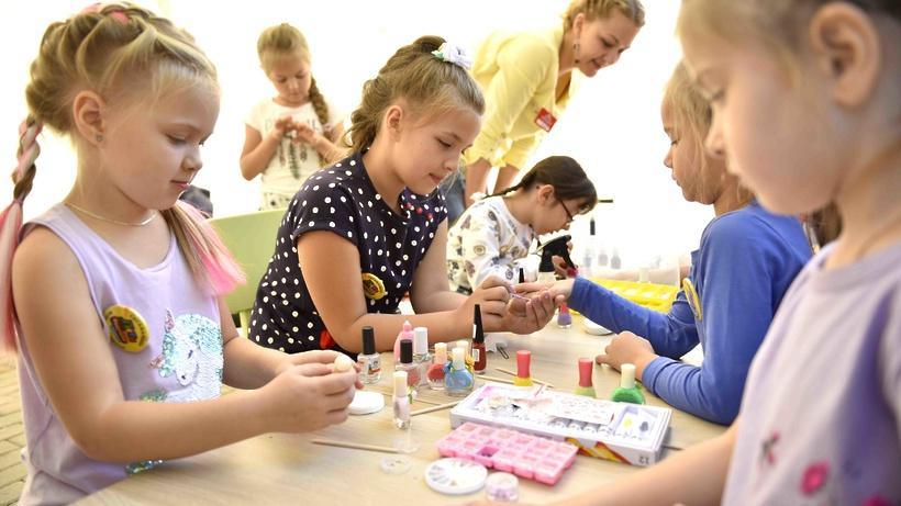 Еще 1,6 тыс. детских кружков вошли в проект «Наука в Подмосковье»