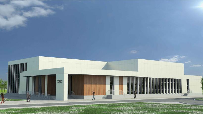 ФОК с бассейном в Монине построят в 2021 году