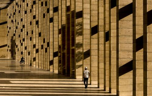 Шанлыурфский археологический музей. (Фото F. Dilek Uyar, 2020 Sony World Photography Awards):
