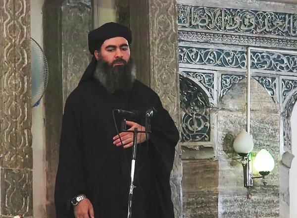 Главаря ИГ выдали трусы: видео с места его убийства появилось в Сети