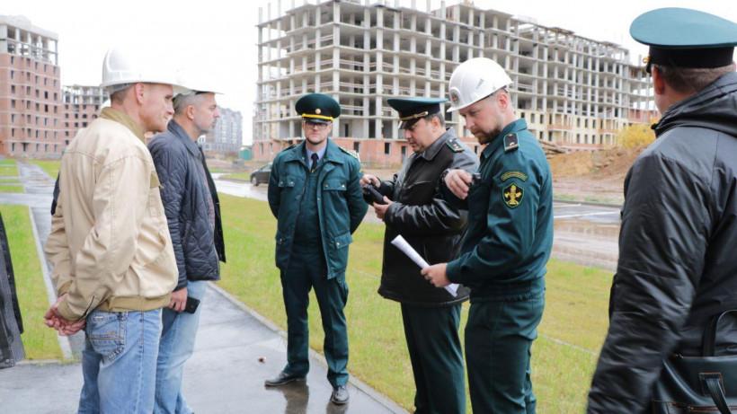 Главгосстройнадзор оштрафовал застройщиков на 1,6 млн рублей за неделю