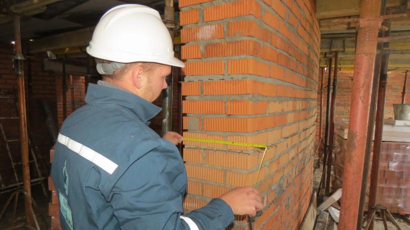 Главгосстройнадзор следит за ходом строительства жилого дома в Электрогорске