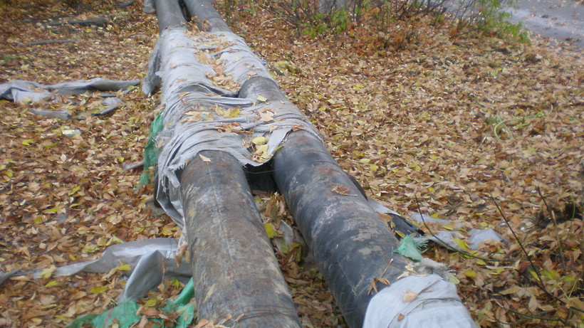 Госадмтехнадзор устранил 19 повреждений теплотрасс в 11 округах Подмосковья за неделю